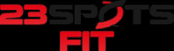 23Spots Fit Logo