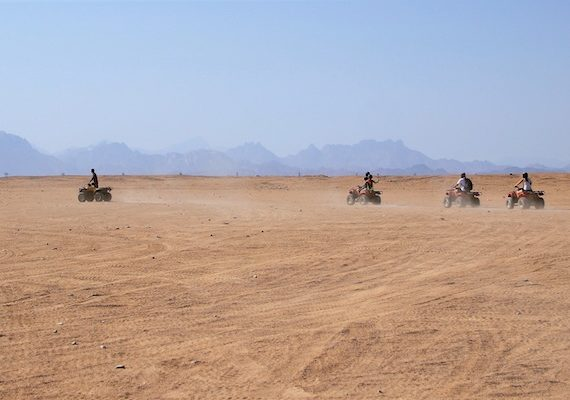 Quad Tour Ägypten