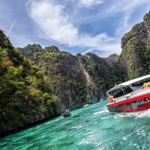 Schnorcheln Phi Phi Inseln