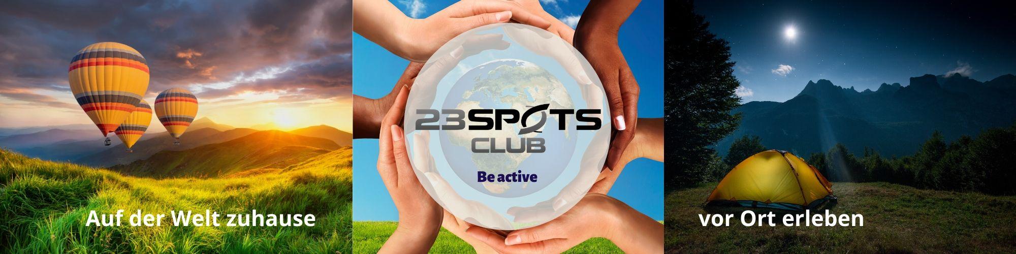 23Spots - Erlebnis Club